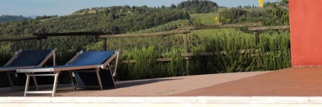Eko wakacje w poblizu Castelfiorentino