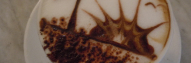 Cappuccino z obrazkiem