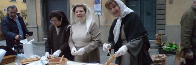 Troche sredniowiecznie w Montecarlo