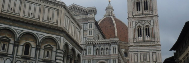 Florencja z Agnieszką i Magdą