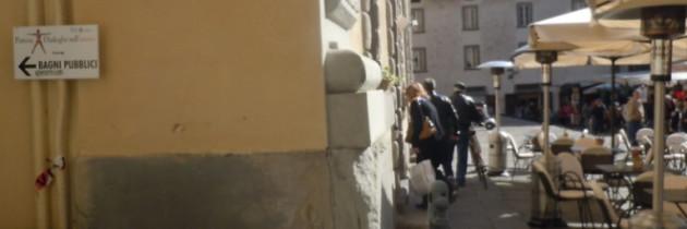 Mamusiu siusiu – czyli toskańskie toalety