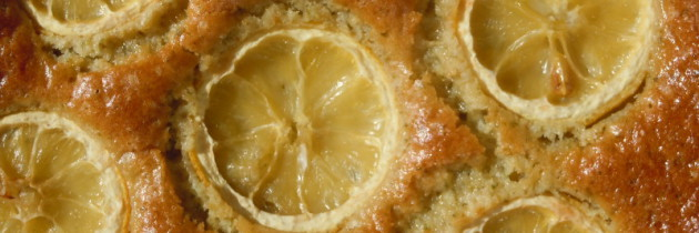 Wegańskie ciasto cytrynowo-miętowe