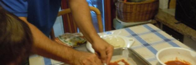 Pizza u Moreno i Andrei