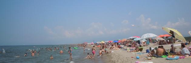 Toskańskie plaże