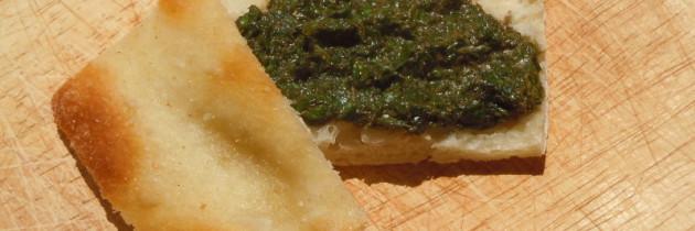 Zielony sos ze średniowiecznej Florencji
