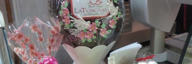 Artykuł wielkanocno – kulinarny w La Rivista