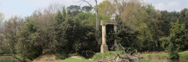 Park Villone w Pistoi