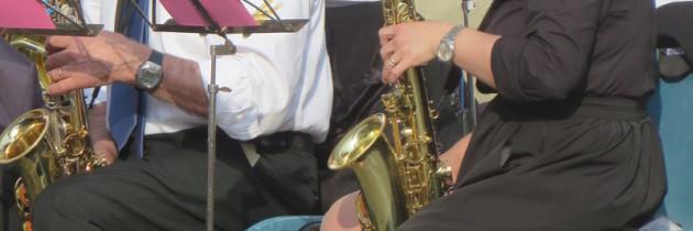 Niedzielny koncert na placu w Pistoi