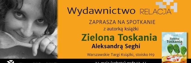 Targi książki w Warszawie