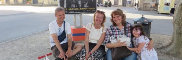 Spotkanie w Marlii i spacer po Lukce