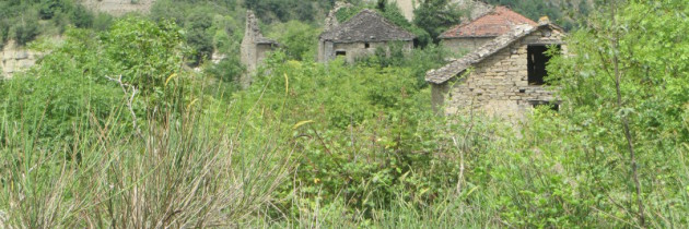 Castiglioncello – opustoszałe miasteczko/wioska w Toskanii