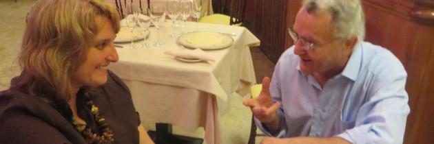 Genua i wizyta u Zeffirino