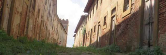 Villa Saletta – miasto widmo w gminie Palaia