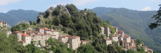 Lucchio, miasto widmo w gminie Bagni di Lucca