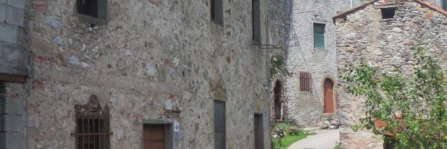 Zato, osada widmo w gminie Bagni di Lucca