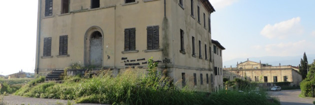 Villa Baldi i zapach śmierci