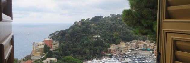 Moja Toskania gościnnie w Portofino