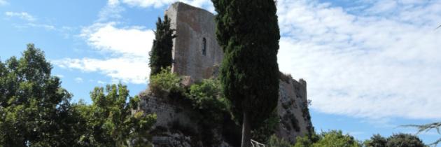 Rocca d'Orcia i Rocca di Tentennano