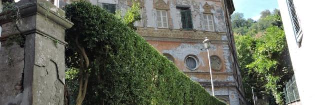 Biblioteka w kościele – Bagni di Lucca