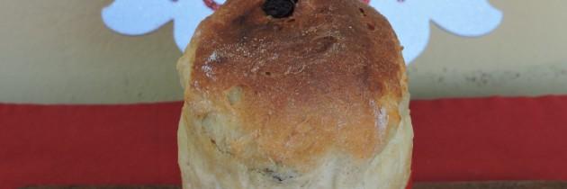 Mini panettonki – wesoły prezent dla znajomych