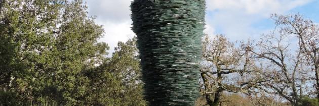 Filmy z Parku rzeźb Chianti w La Fornace, Pievasciata
