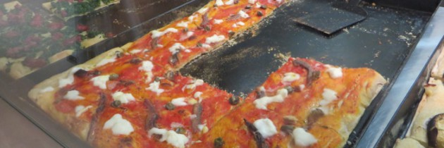 Pierwsza eko-pizza w Pistoi