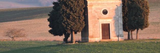 Kaplica Vitaleta – obowiązkowy przystanek w Toskanii