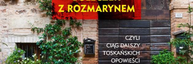 """Radio Kraków i fragmenty książki """"Fanklub bułeczek z rozmarynem"""""""