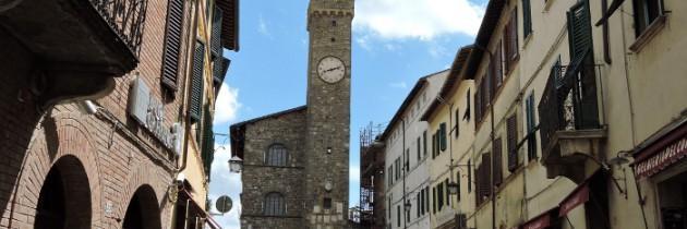 Montalcino, koniecznie na dłużej