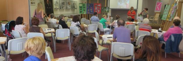 Spotkanie autorskie w Barcinie