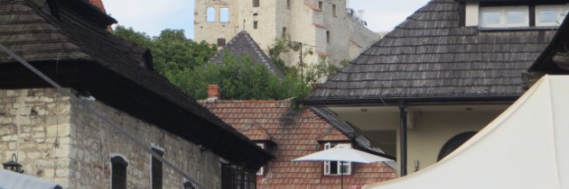 Moja Toskania gościnnie w Kazimierzu Dolnym