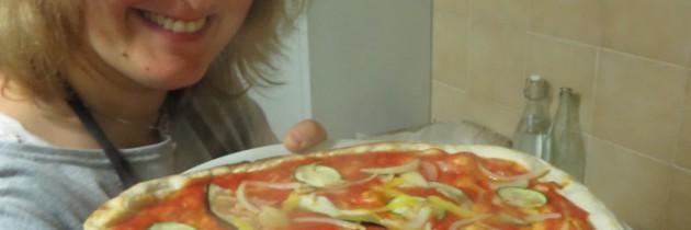 Trzeci piątek w pizzerii