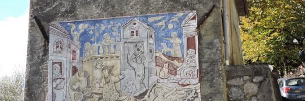 Casoli – miasto graffitti