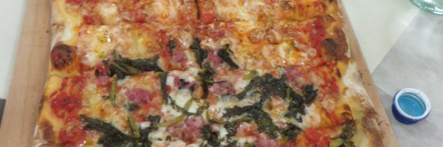 Pizza na metry