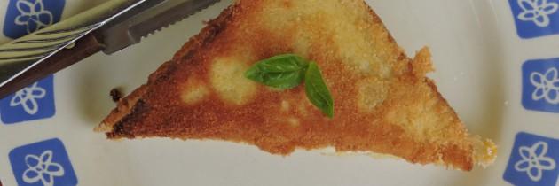 Mozzarella in carrozza czyli włoski klasyk