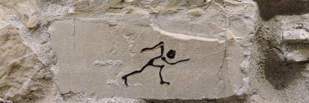 Panzano in Chianti od strony tajemniczych malunków