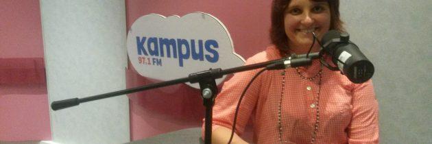 Wywiad w Radio Kampus w Warszawie