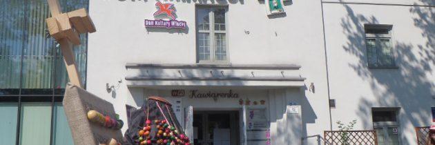 Moja Toskania w warszawskiej dzielnicy Włochy
