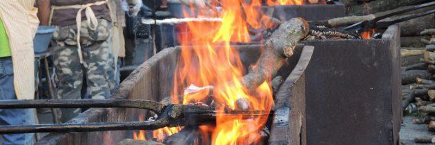 Święto kasztanów w Cecinie (Larciano)