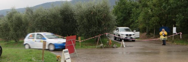 Dreszczyk emocji na Rally Pistoia