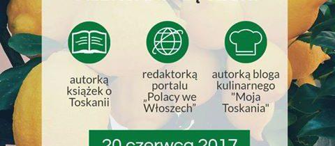Spotkanie autorskie w Warszawie