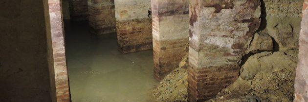 Podziemne cysterny w Santa Maria a Monte