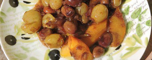 Słodko kwaśny sos brzoskwiniowy