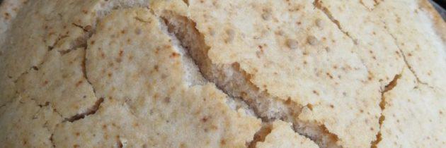 Pan di spagna senza glutine e senza uova czyli biszkopt bezglutenowy i bezjajeczny
