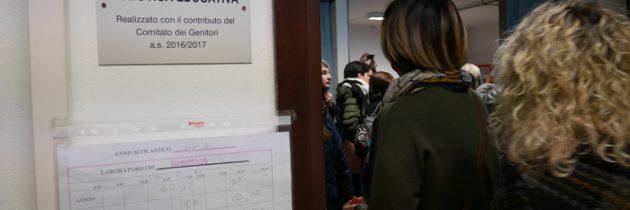 W szkole otwarcie laboratorium robotyki