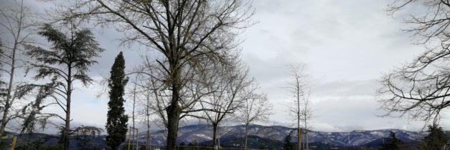 Nadeszła włoska zima. Pierwsze rezultaty trekkingu