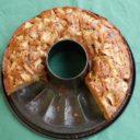 Ciasto jabłkowe z kremem orzechowym