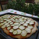 Pizza na wodzie gazowanej