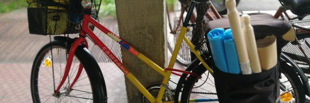 Kochany rower z podstawówki