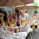 Pierwszy dzień warsztatów na toskańskiej wsi
